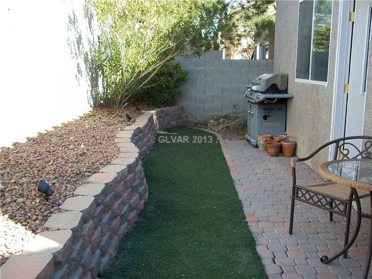 Small Backyard Idea :)