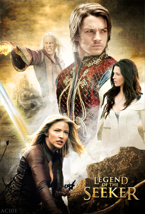 Image result for legend of the seeker