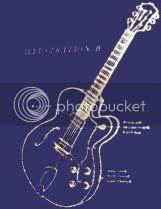 Jazz Guitar illustration