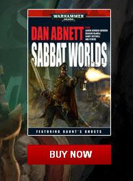 Sabbat Worlds anthology