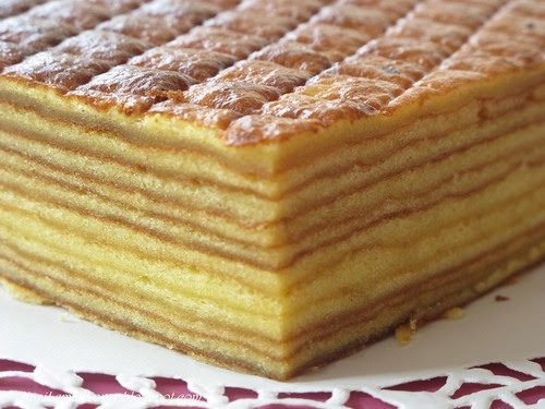 Indonesian Sponge Cake Recipe