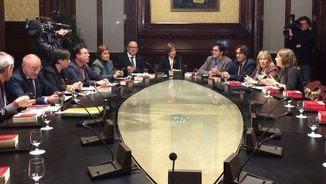 La mesa del Parlament ha tombat la petició de C's, el PSC i el PPC