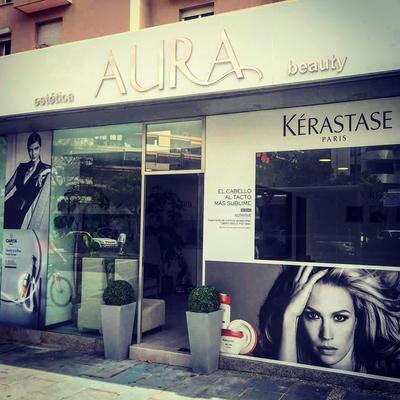 AURA Beauty Salon in Marbella