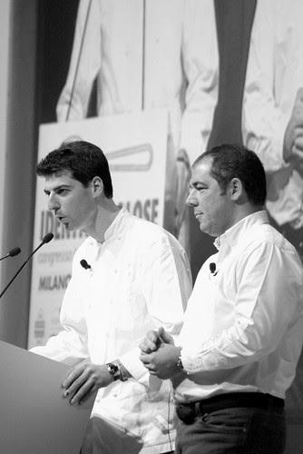 Massimiliano e Raffaele Alajmo