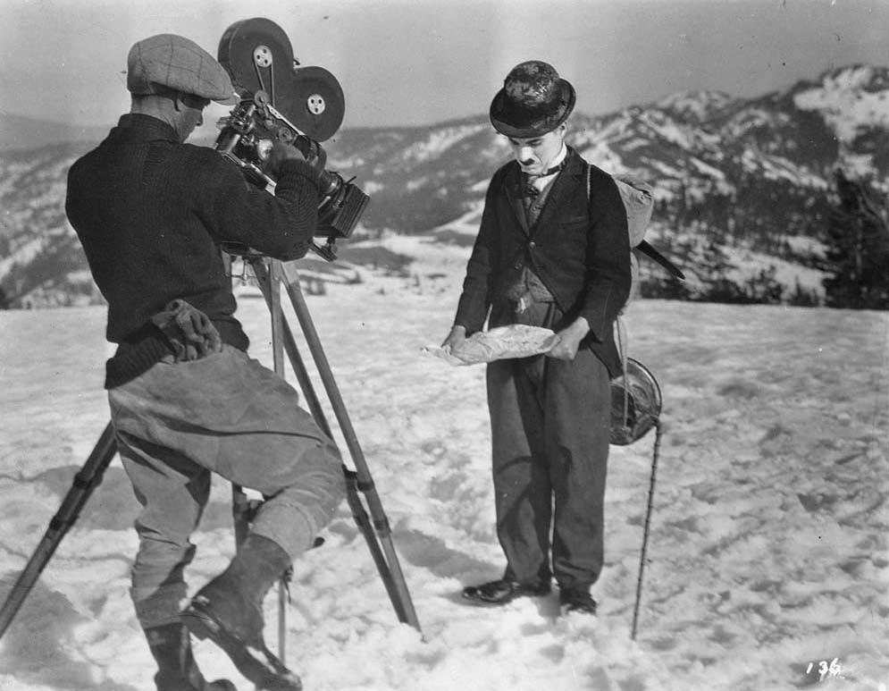 photo tournage coulisse cinema The Gold Rush 36 Photos sur des tournages de films #2  photo featured cinema 2 bonus