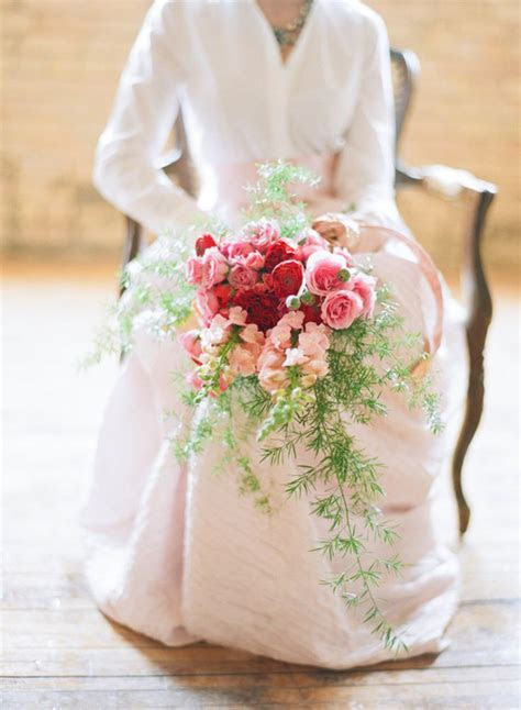 Blush, Pink, Coral & Red: My Valentine Wedding Inspiration
