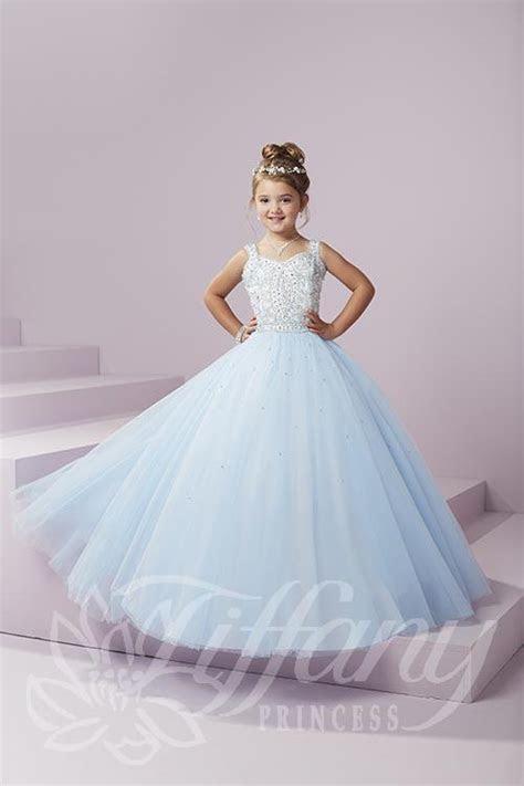 Tiffany Princess 13494 Pageant Dress   MadameBridal.com