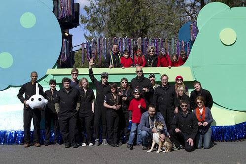 Krewe of Highland 2012 Parade by moonbotstudios