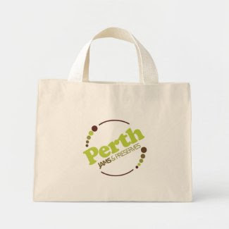 Market Bag - Perth Jams & Preserves
