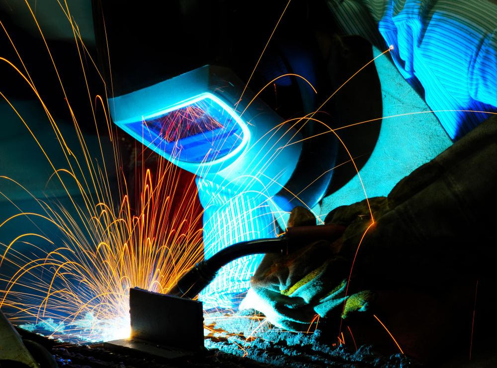 What is Metal Arc Welding? (with pictures)