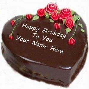 Happy Birthday Cake With Name Edit For Facebook   my