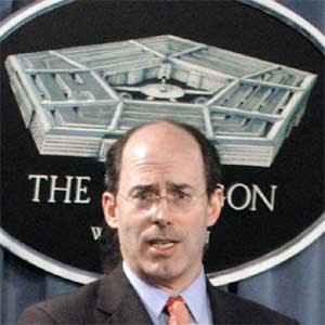 Former Pentagon Inspector General Joseph Edward Schmitz