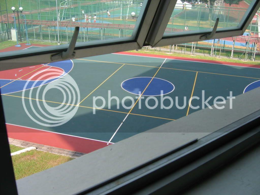 Small Backyard Basketball Court Ideas