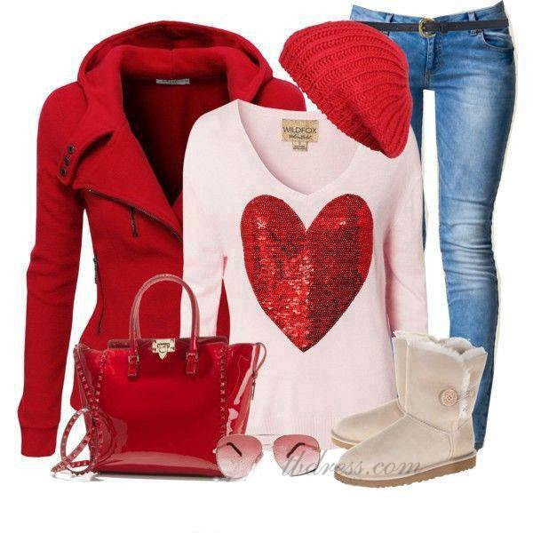 casual outfits for valentine's day  fashionsy