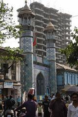 Moghul Masjid Iranian Mosque Mumbai by firoze shakir photographerno1