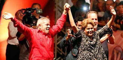Dilma e Lula fazem campanha em Pernambuco na reta final do segundo turno / Foto: JC Imagem