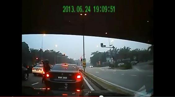 [Video] Lagi Kejadian Ragut Semalam, Dalam 3 Saat Sahaja!