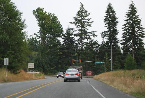SR 104 @ SR 307