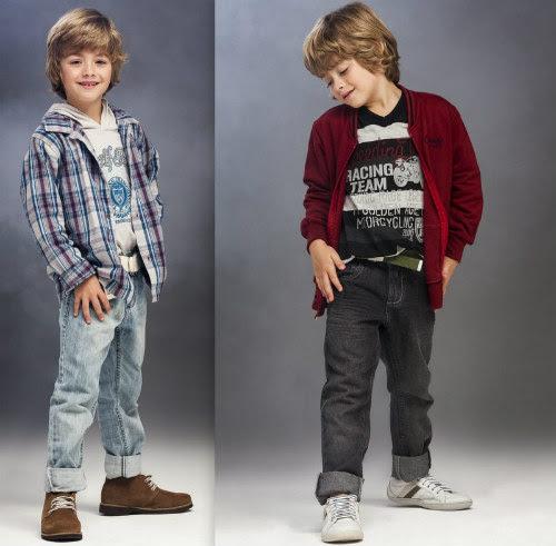 Resultado de imagem para moda infantil de meninos