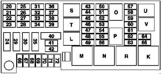 For Mercedes R350 Fuse Box Wiring Diagram Draw Note B Draw Note B Agriturismoduemadonne It