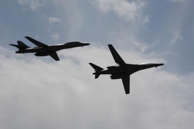 B-1B, Dakota Thunder