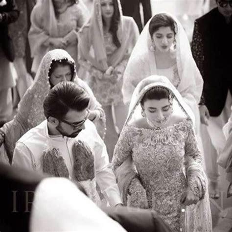 Farhan Saeed and Urwa Hocane?s wedding photos