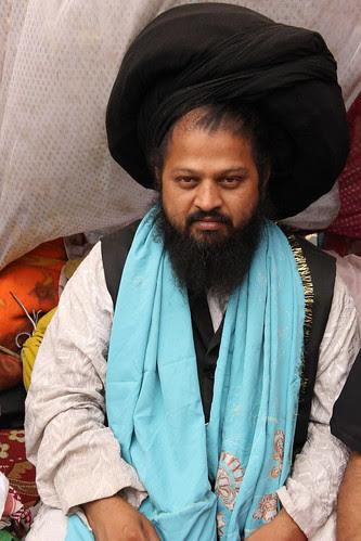 Syed Rafik Ali Masoomi Madari Baba  Dhamal At Urus of Zinda Shah Madar Makanpur by firoze shakir photographerno1