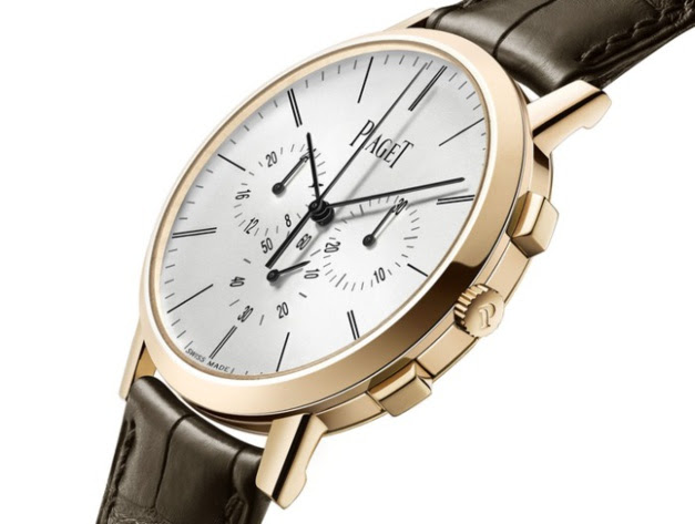 Piaget en catalogue sur le site Mr Porter