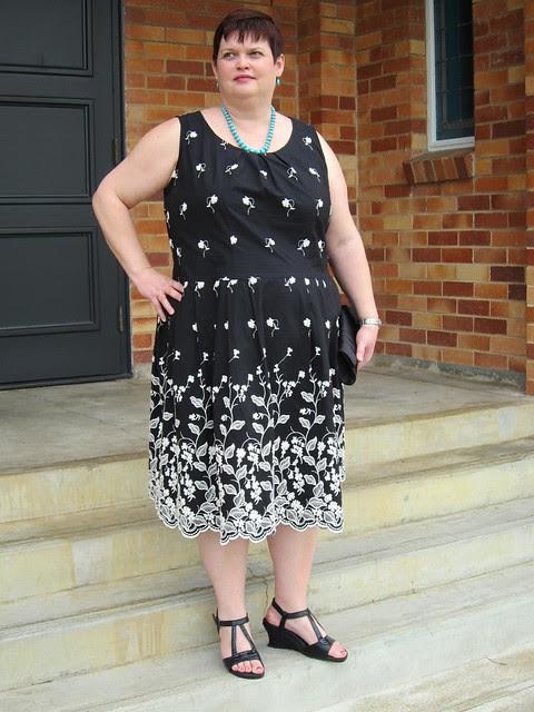 Dress for Brisbane wedding