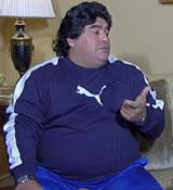 Maradona: Fine example