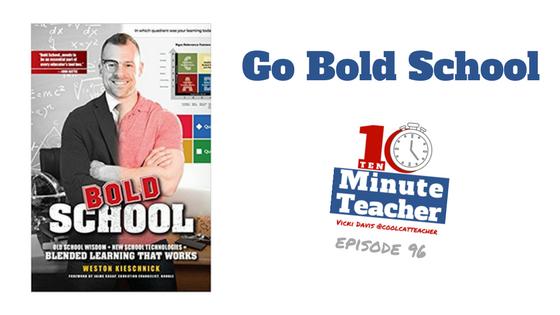 go bold school weston kieschnick