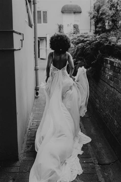 Showstopping Wedding Gowns from South African Designer