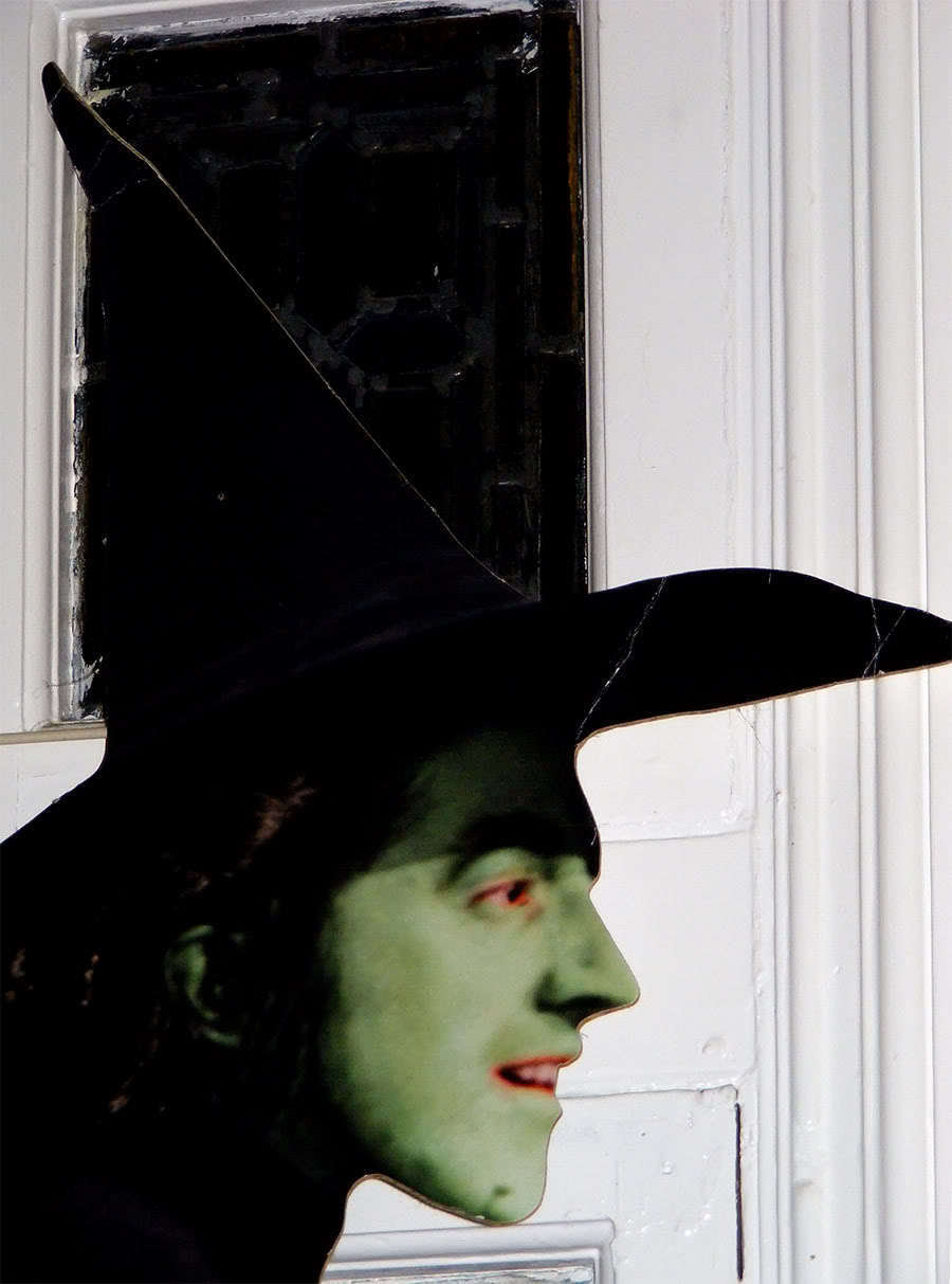 The Wicked Witch Of The West The Wicked Witch Of The West Foto
