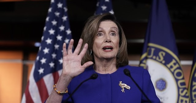 Pelosi Claims 'Everything We're Suggesting' for Bill Relates to Virus, Trump Campaign Manager Busts Her Big Time