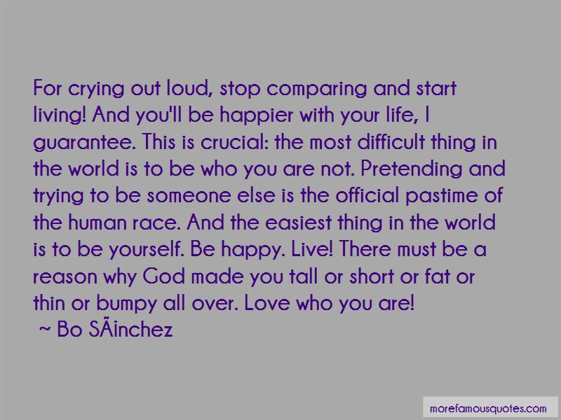 Stop Pretending To Be Happy Quotes Top 3 Quotes About Stop
