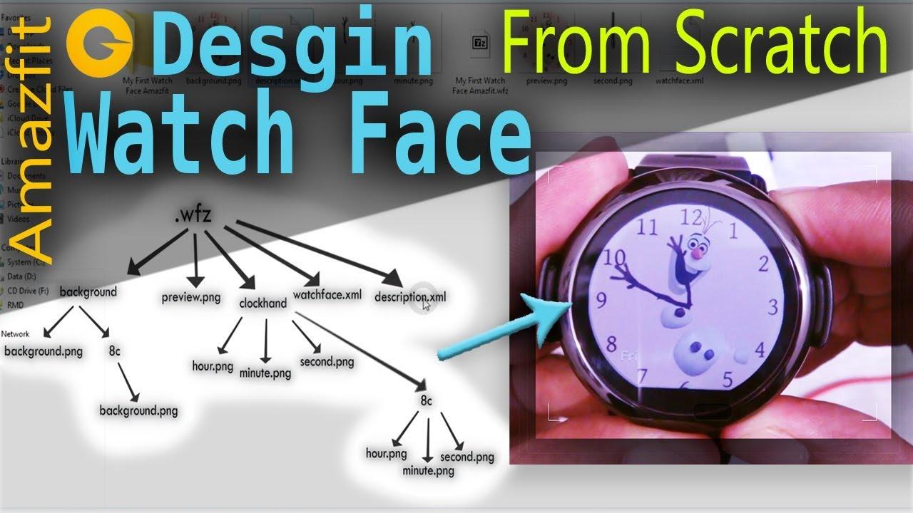 Watch Face Editor