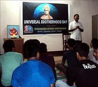 Universay Brotherhood Day Celebration at Itanagar