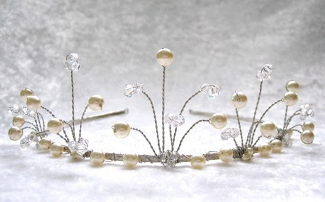 Miss B Designs Buy wedding tiaras and wedding jewellery online for your