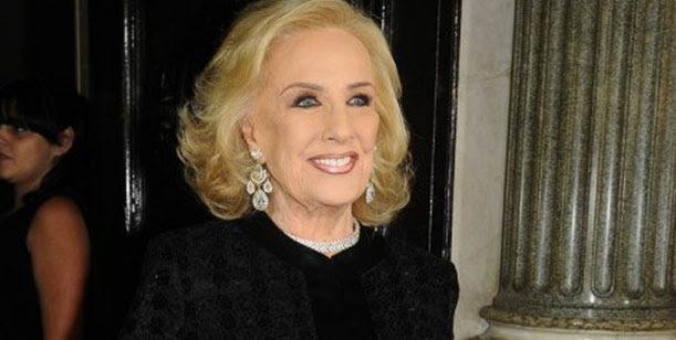 Exclusivo: Mirtha Legrand Estoy feliz, Juana viaja conmigo a París también