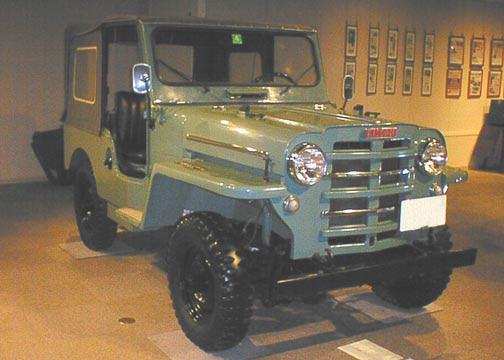 Nissan Patrol 4W61