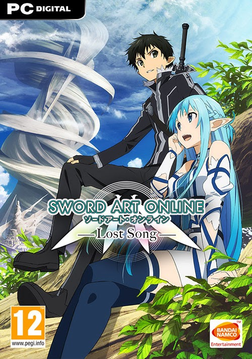 Descargar Sword Art Online Lost Song PC ESPAÑOL FULL