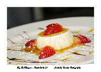 Panna Cotta with Carmel Sauce KCI1418 v2 et