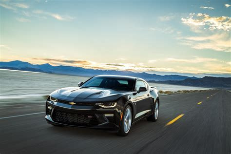 CHEVROLET CAMARO AND COLORADO WIN