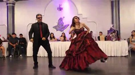 Best Father Daughter Surprise Quinceanera Dance   Doovi
