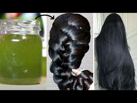 Wash Your Hair With This Mixture & They Will Never Stop Growing
