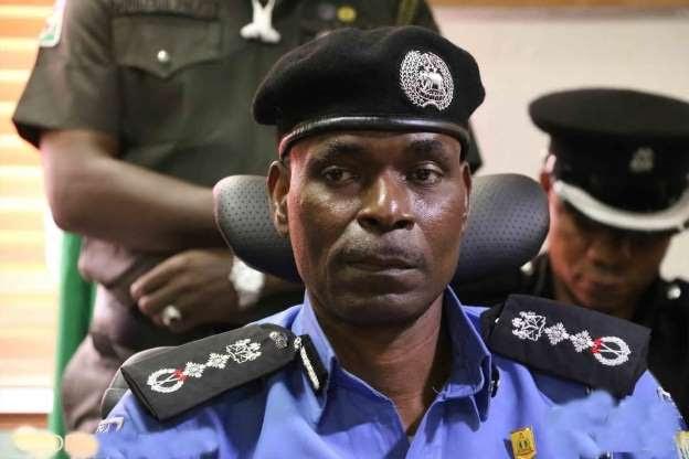 Inspector-General of Police (IGP), Mohammed Adamu