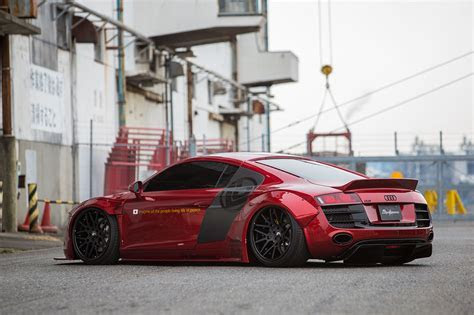 Liberty Walk Body Kit prices for Audi R8