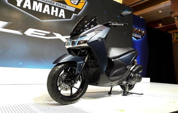 Yamaha nampaknya sedang berniat menggeser pasar Honda di pasaran Baby NMAX Resmi Dikeluarkan Yamaha Guna Menyaingi Pasar Honda