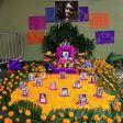 El fotorreportero Rubén Espinosa fue recordado con ofrenda y altar. Foto: Especial
