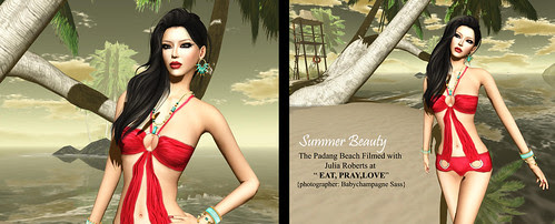 Summer Beauty Babychampagne Sass by Babychampagne